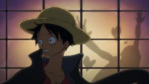 Sixth Eyecatcher Luffy and Sanji