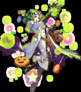 HalloweenL'ArachelSpecial FEH