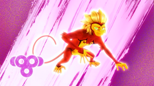 Ladymonkey Transformation