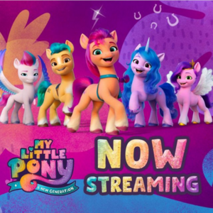 MLP A New Generation countdown - Now Streaming