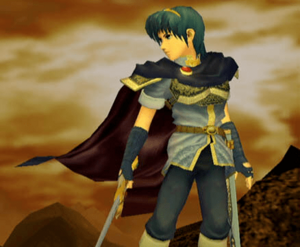 Marth in Super Smash Bros. Melee