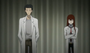 Okabe and Kurisu 2