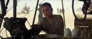 Rey cleaning pieces