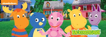 The Backyardigans 2D Characters Cast Uniqua Pablo Tyrone Tasha Austin Image.png