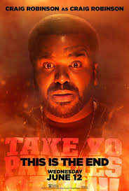Craig Robinson (This Is The End)