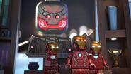 Ultron Controls Iron Man
