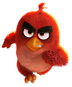 Angry Birds Movie Red 15