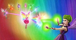 Barbie Fairytopia Magic of the Rainbow Official Stills 7