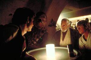 Chewbacca cantina