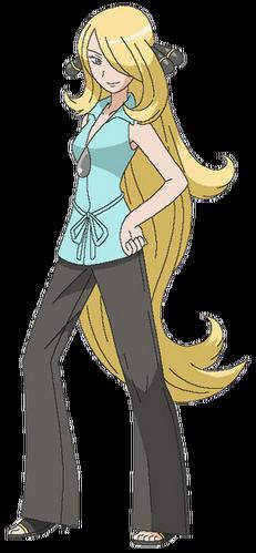 Unova Outfit (Anime)