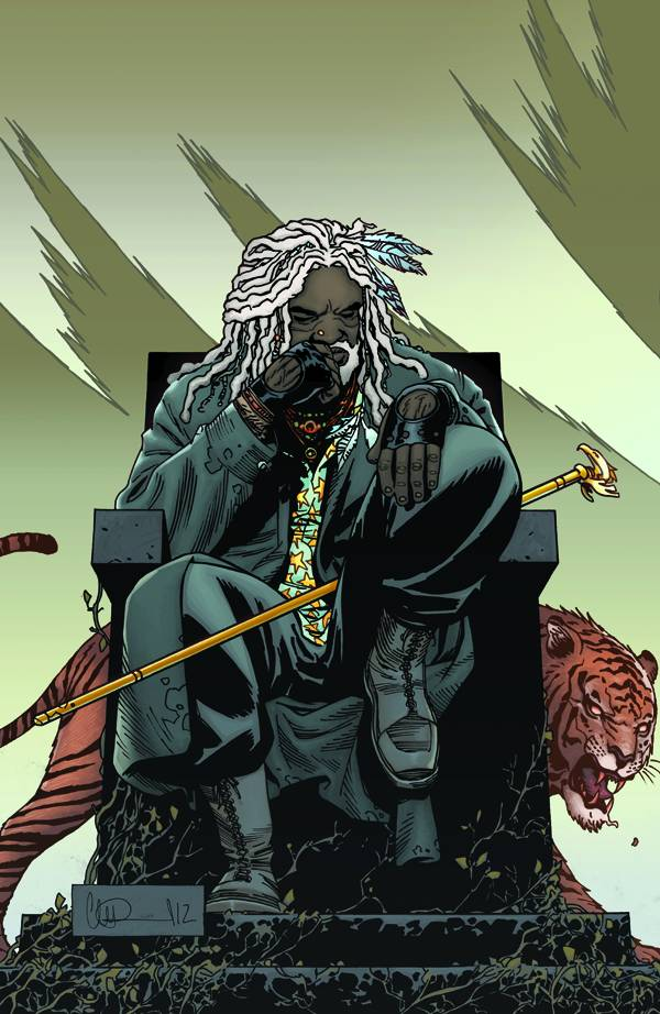 Ezekiel (The Walking Dead)