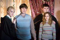 Neville Longbottom and Hermione Granger held prisoner