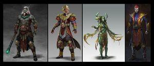 The Old Elder Gods