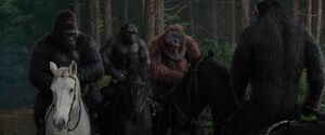 War For The Planet Of The Apes 2017 Screenshot 0826