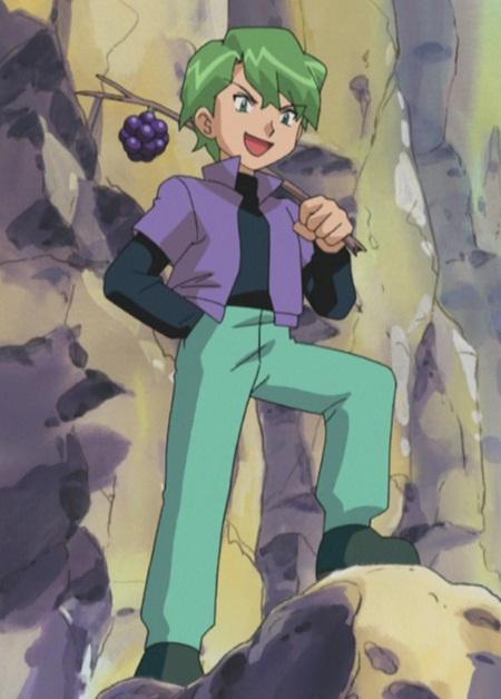 Drew (Pokémon)