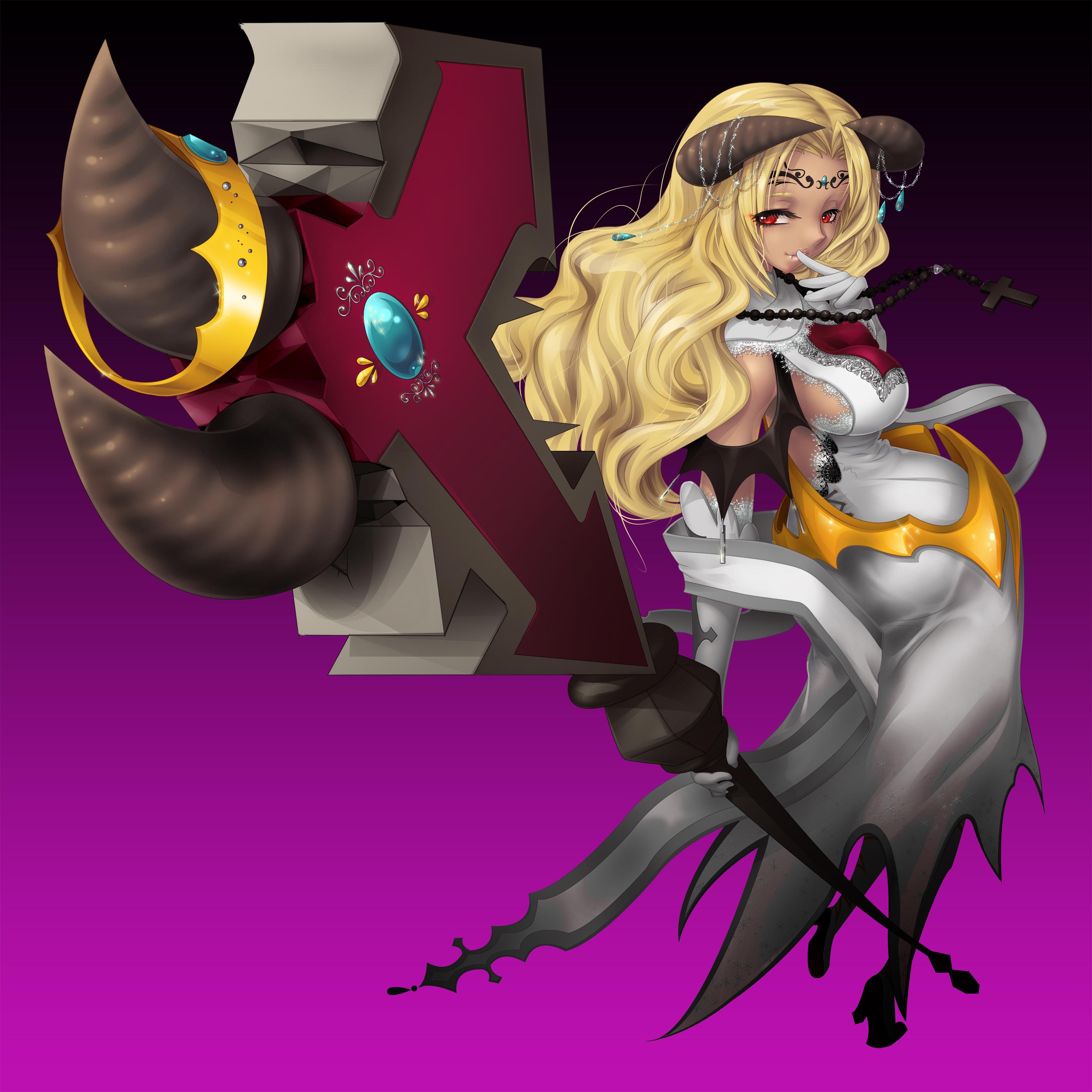 Hellga (Mini Fighter)