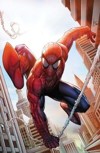 Amazing spider man youre hired vol 1 1 textless