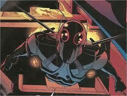 Batman Villains Firefly