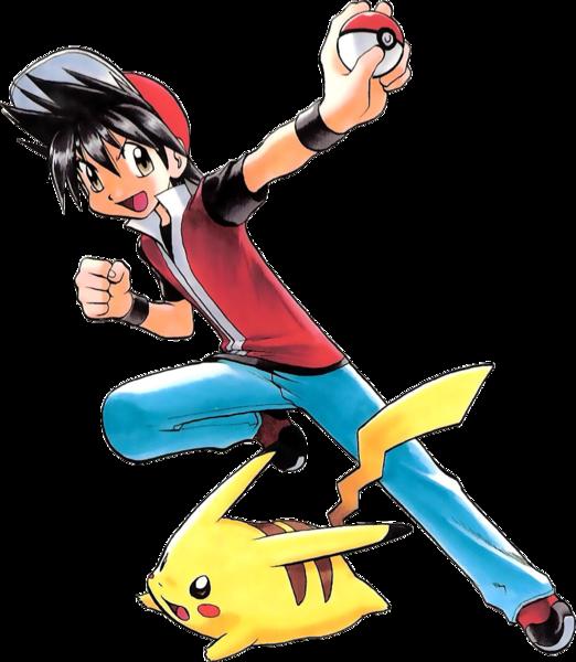 Red (Pokémon Adventures)