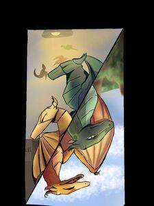 Scp-1762 dragon