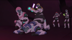 Team Voltron in the Mission (Season 3)