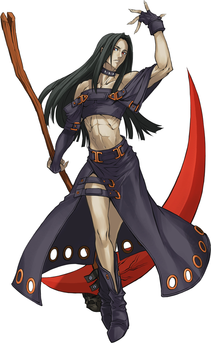 Testament (Guilty Gear)