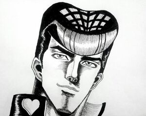 Tetsuo Hara's Josuke