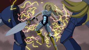 Torunn (This is your end Iron Thor)