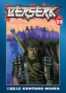 Berserk v23 Cover