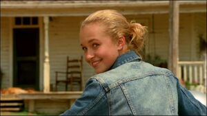 Hayden Panettiere as Channing Walsh in Racing Stripres 97694