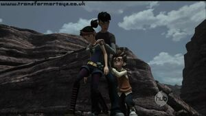 Jack, Miko and Rafael are now in the Shadowzone