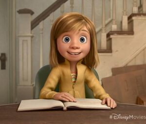 Riley Anderson in Inside Out (2015)
