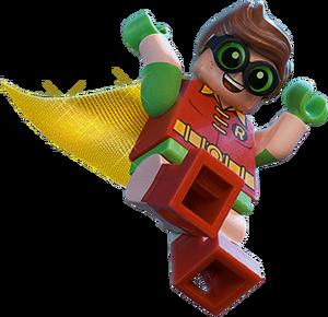 Robin lego batman movie