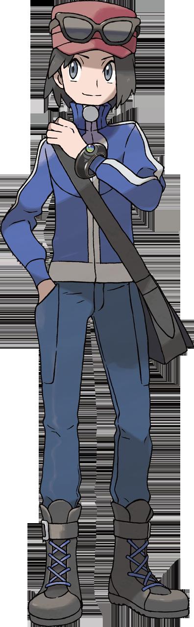 Calem (Pokémon)