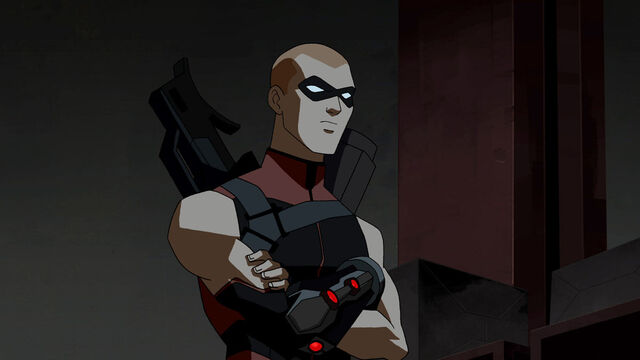 Arsenal (Young Justice)