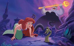 Disney Princess Ariel's Story Illustraition 7