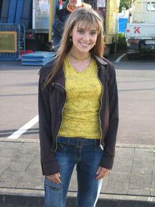 Emma Lahana as Kira Ford