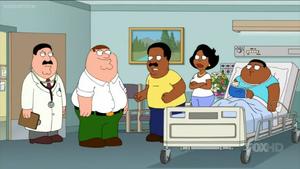 I OUGHTA WHOOP YO IN DA FACE, PETER!!!!