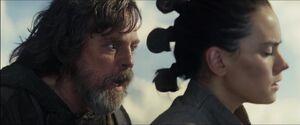 Luke senses the darkside 2