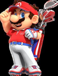 MGSR - Mario artwork alt