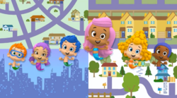 New Doghouse B - bubble guppies song - s4e02.png