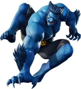 Beast Marvel Super War