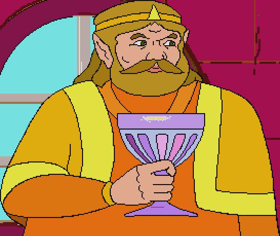 King Harkinian (Zelda CD-i)