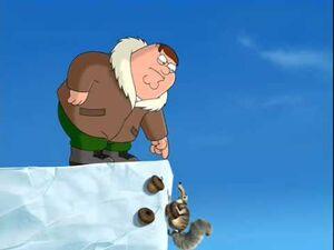 Peter and Scrat