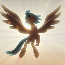 Skystar appears in her Hippogriff form MLPTM.png
