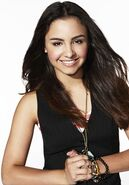 Aimee Carrero as Angie in Level Up 3