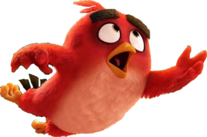 Angry Birds Movie Red 6