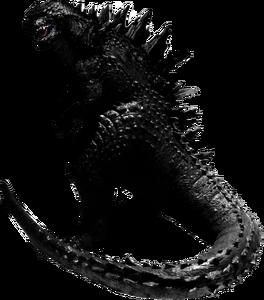 Godzilla 2014 design speculation by sonichedgehog2-d71dx3v