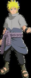 Naruto- Sasuke Outfit in Naruto Ultimate Ninja Storm Revolution