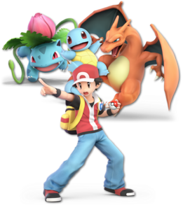 Pokemon Trainer Palette SSBU 1